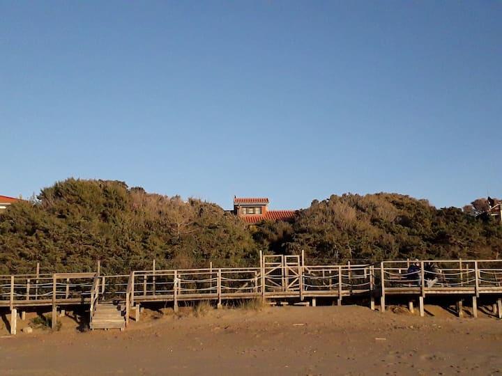 Villa Biagi - bilocale -tra la duna e il mare
