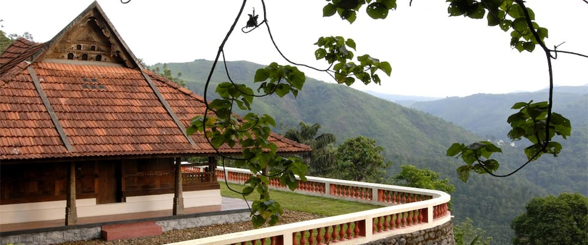 Cardamom Cottage at Paradisa Plantation Retreat - Panchalimedu - Banglo