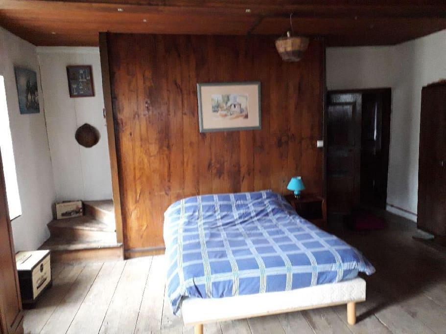 Chambre Moussaou 2 places dans un lit double