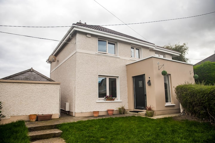 Large family home close to City Centre and Luas