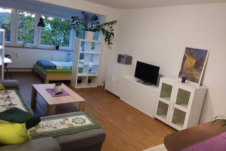 30 m² helles Zimmer in ruhiger Lage, altstadnah