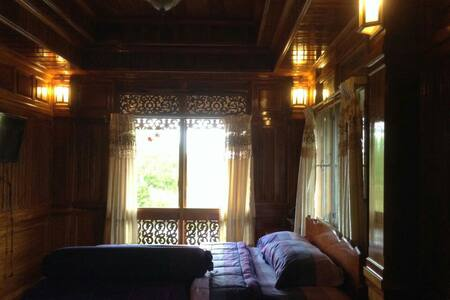 Sunshine -Room - Mueng - Hus