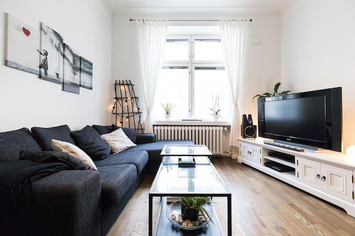 TOP-RATED - Elegant 2room apartment in City Center