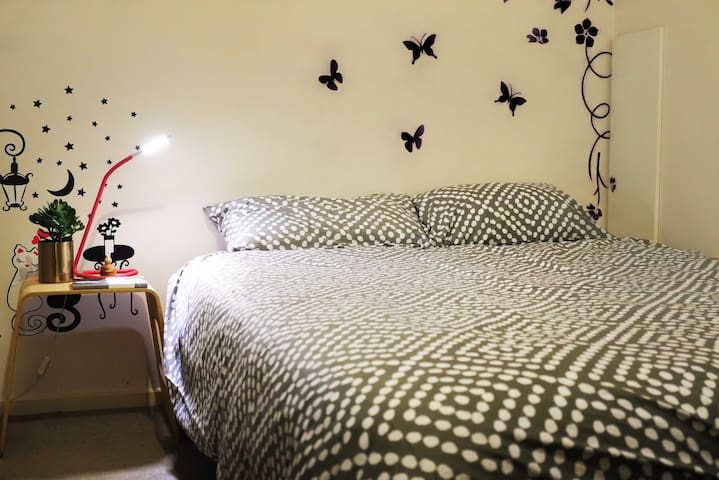 Room on top of shopping mall in Melbourne CBD - Melbourne - Bed & Breakfast
