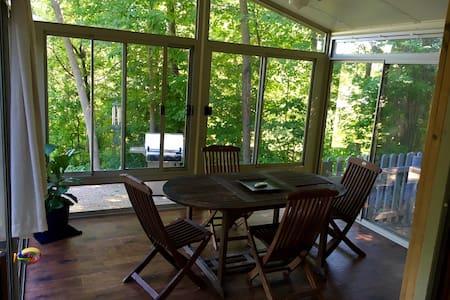 Burlington/Lake Champlain Private Room - Casa