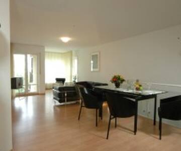 Komplett möbliertes Apartment mit 2 Schlafzimmern - Filderstadt