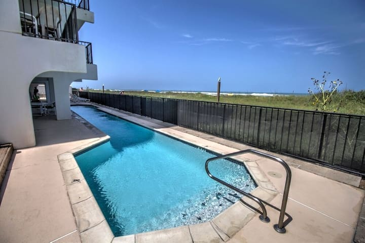 7th floor Studio- panoramic views! - South Padre Island - Huoneisto