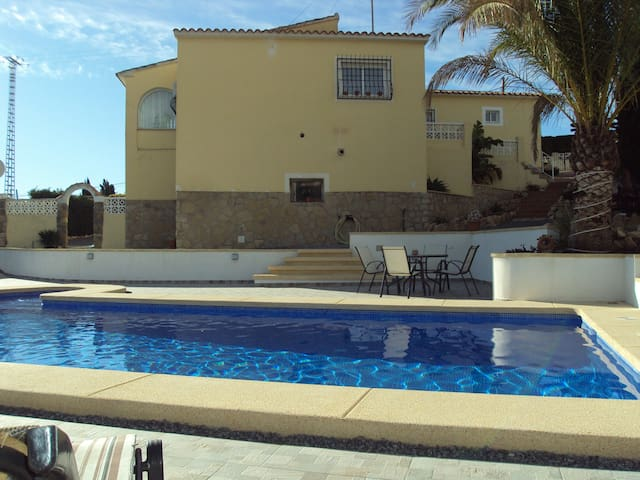 Villa Casa Carmen with large Private Pool