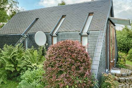 Chalet met mooie privé tuin - Sankt Vith - 小木屋