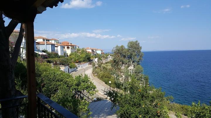 Seaside Villa Arkadiko Chorio