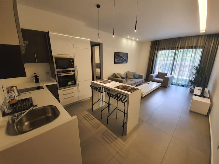 70 Sqm Flat - Modern - Fully furnished.