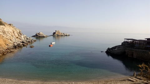 Experience & enjoy the sea and the sun on Mades!