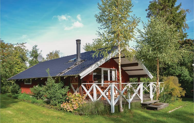 Holiday cottage with 3 bedrooms on 60m² in Jægerspris