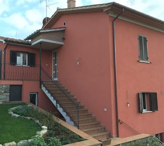 Lovely country house in Umbria - Monteleone D'orvieto - Wohnung