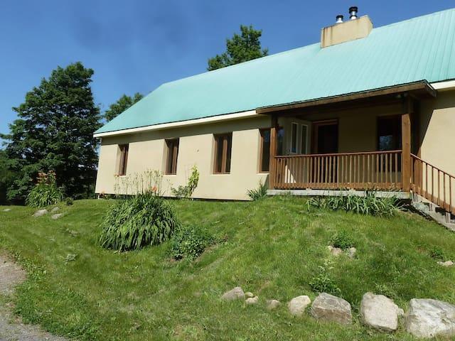Maison en forêt à 45mn de Montréal - Gore - House