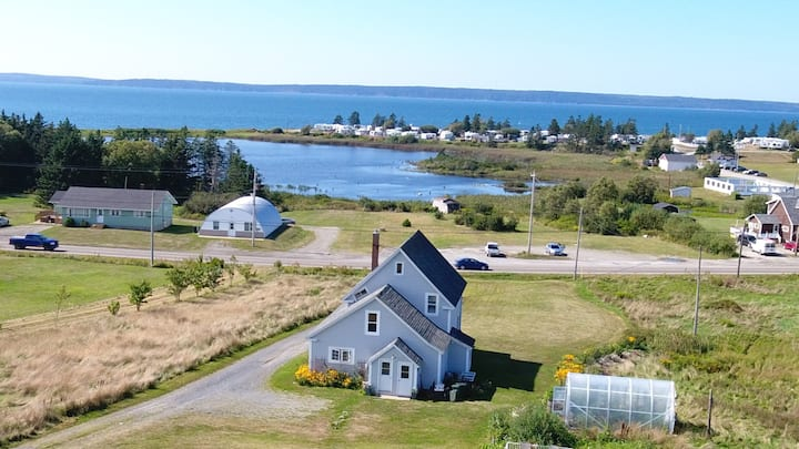 Ocean View Vacation Get-Away in Clare, NS
