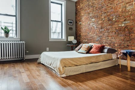 Awesome spacious room by the park - Brooklyn