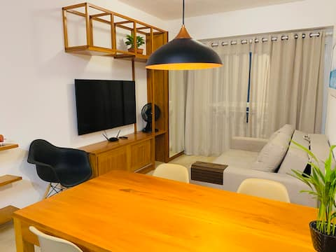 Deluxe Apartment Cumbuco with Sea View & Pool