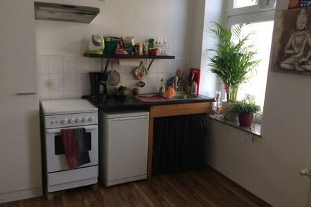 Wohlfühlen auf 40 qm in Magdeburg Buckau - 马格德堡 - 公寓