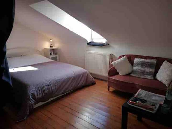 Chambre avec Vue sur Rouen 1ET