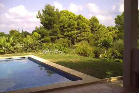 Exclusive villa with pool and BBQ - Villa