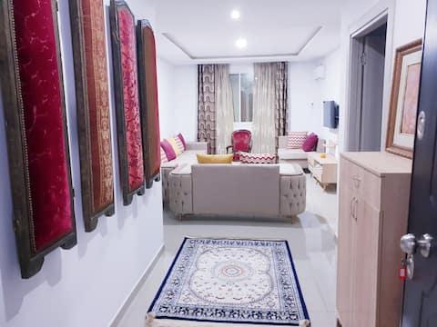 La Marsa,  NEW Apartment 105 m², 2 Bedrooms