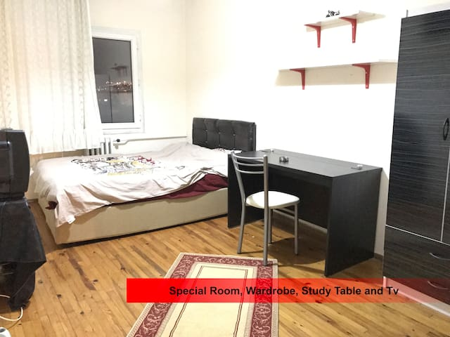 Like your sweet home - İzmir, TR - Appartement