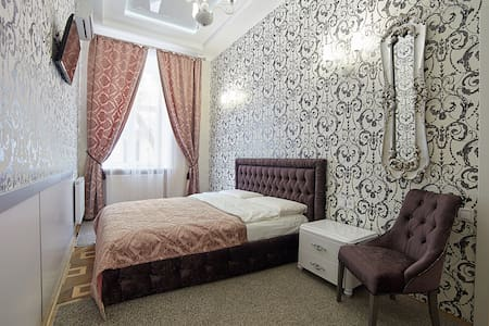 2 bedrooms in old centre city Lviv