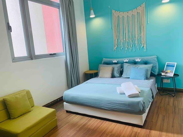 [Private Bedroom] Taragon 14@Berjaya Times Squares