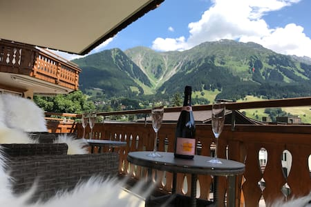 Exclusive Apartment Klosters