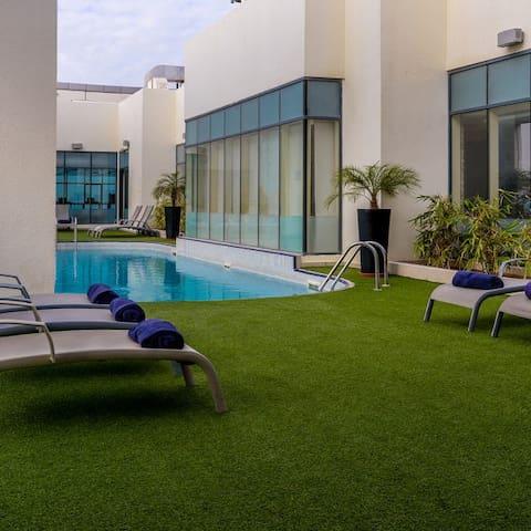 Hotel 4 stars, Dubai