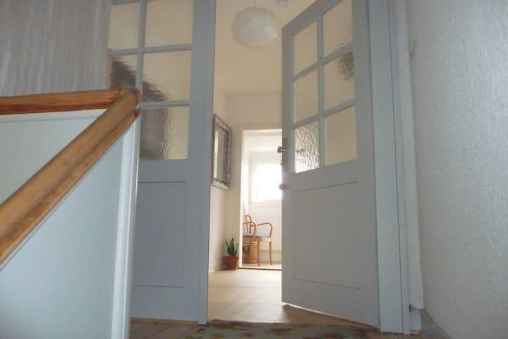 Ersatz-Zuhause im Kaffeemühlenhaus-Herkulesblick - Kassel - Apartment