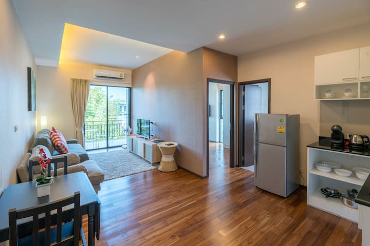 1 BDR Apartment with Balcony on 4th Floor | Rawai