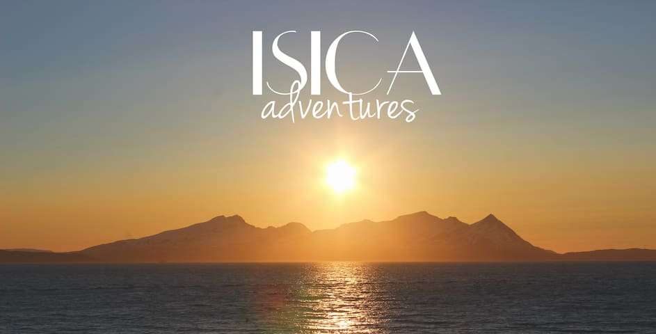 Isica Adventures AS, Nord-Lenangen - Nordlenangen - House