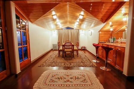 The Loft in the Hills - Shimla - Wohnung