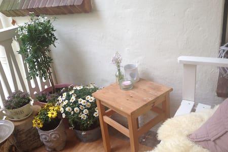 idyllic, cosy and quiet appartment - Bloemendaal - Huoneisto