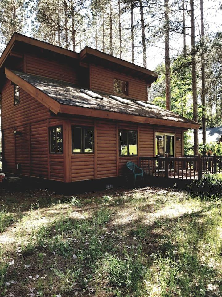 Crystal Mountain Cabin Get Away