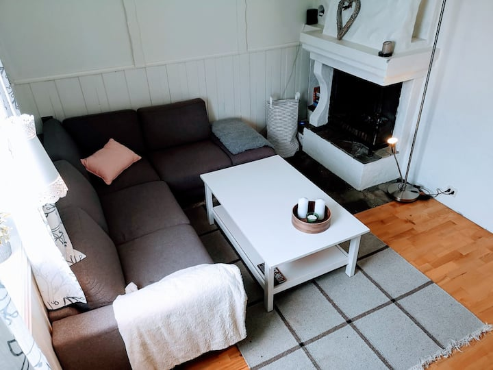3 bedrooms close to Oslo and Drammen