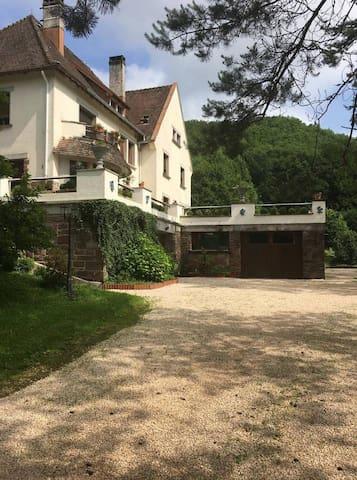 Villa Les Perrayes - Chambre n°1
