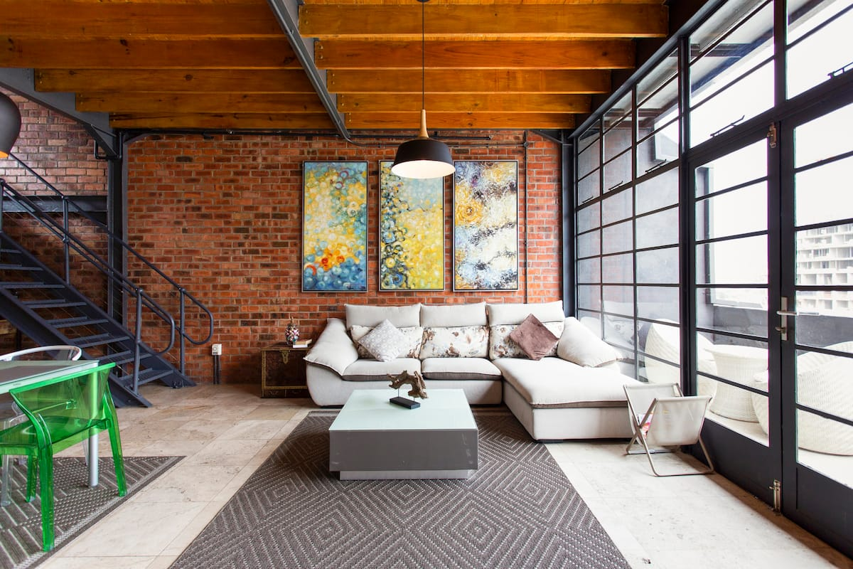 Luxury Penthouse Loft with Breathtaking Views