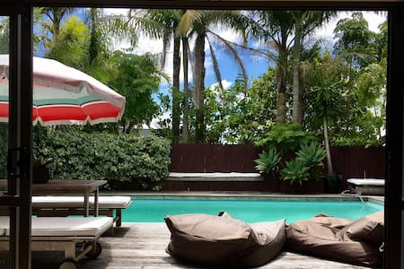 Poolside Oasis - Auckland - Appartement
