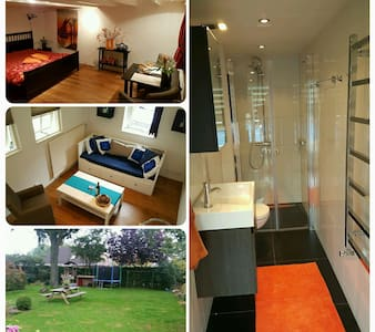 1-5pers Apartment&garden. - Beusichem - Квартира