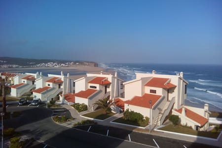 House with views to the sea and the lagoon - Foz do Arelho - Apartment