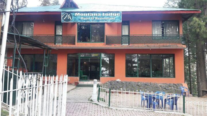 Montana Lodge & Restaurant Ayubia
