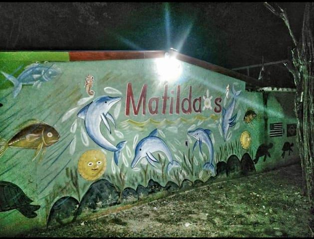 Hostal Matilda's Playa Majagual SJDS