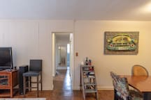 Comfy Takoma Park Retreat