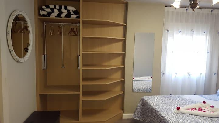 Apartamento para 2 personas en plena naturaleza