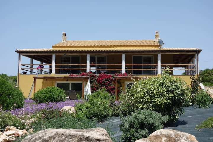 Alghero 6/7 pers. app.dans villa (10' des plages)