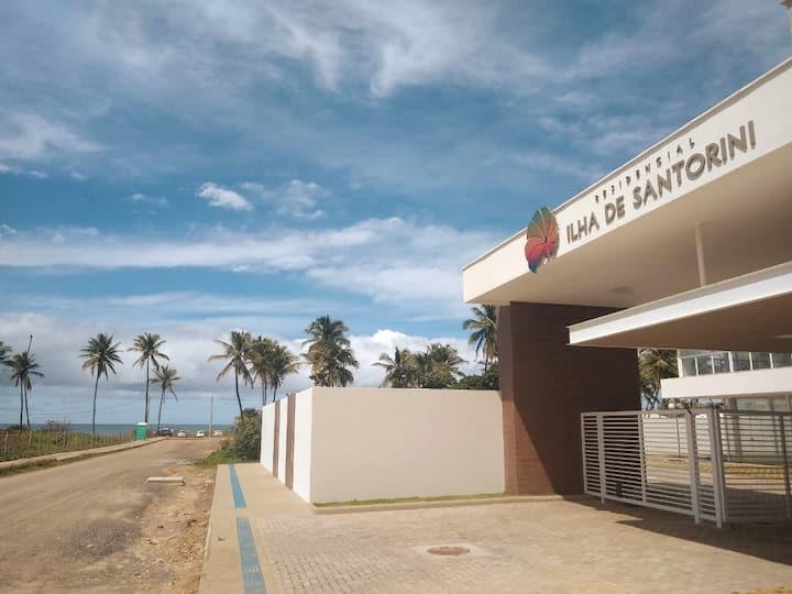 NOVO residencial em Stella Maris 100m da praia