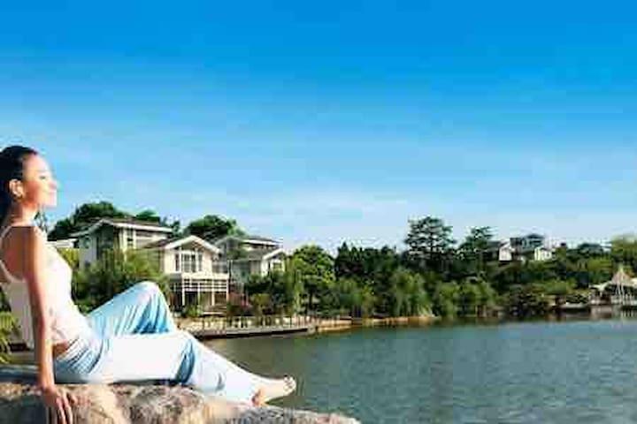 厦门后花园高级度假别墅特价优惠